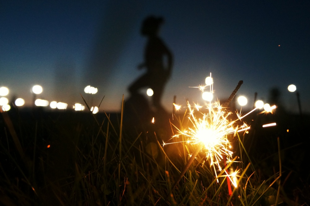 shine bright like a sparkler