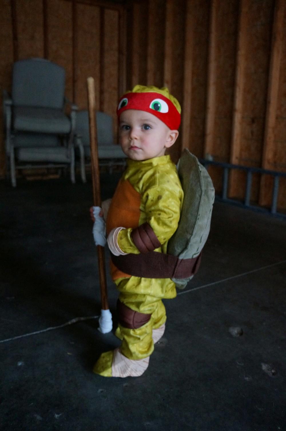 Ninja Turtle Ryker