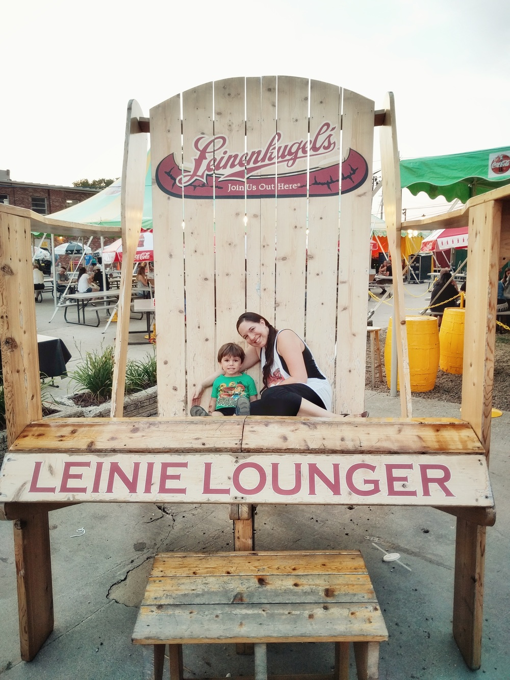 The Leinie Lounger