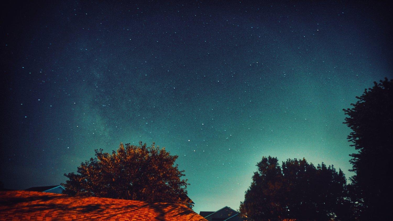 astrophotography landscape from my backyard u2014 riley briggs design