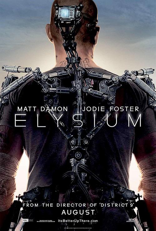 Matt Damon får tag på scifi-krafter.