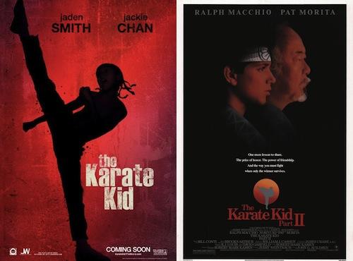 En Karate Kid-festival!