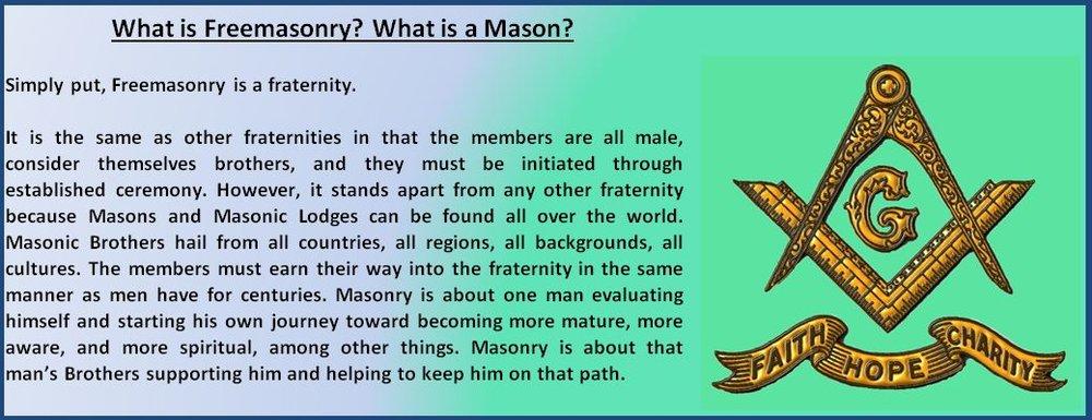 What is a Mason-01.JPG