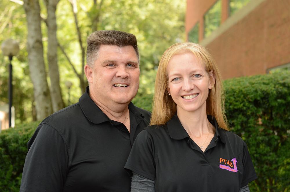 Jeff and Sharon MacEachron