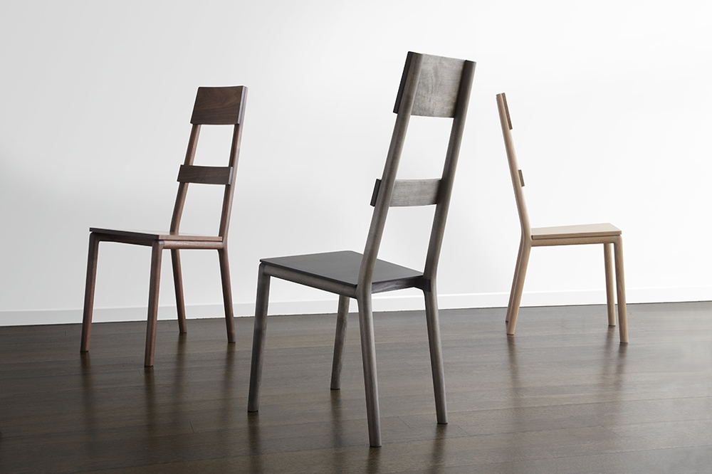 Academy Chairs debuting during NYC Design Week May 17-20, 2013