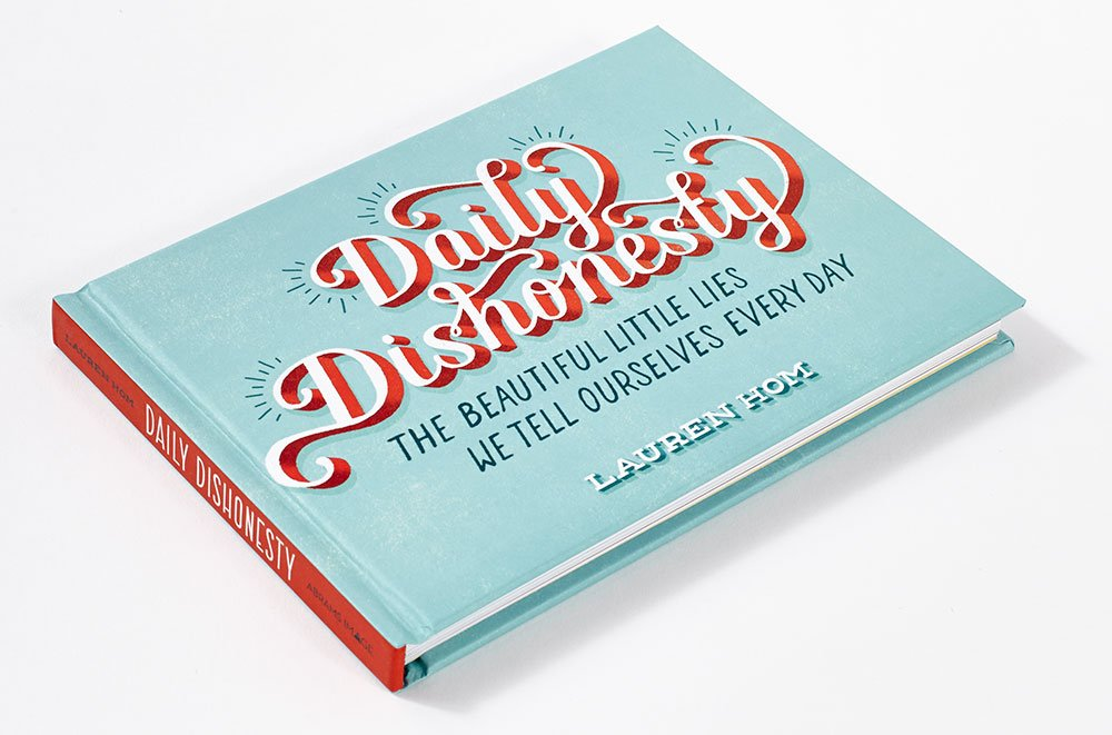 Daily Dishonesty Book