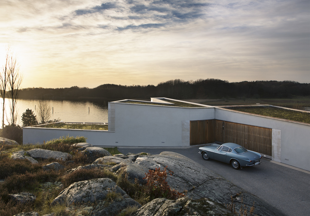 Volvo, photography by Daniel Griffel