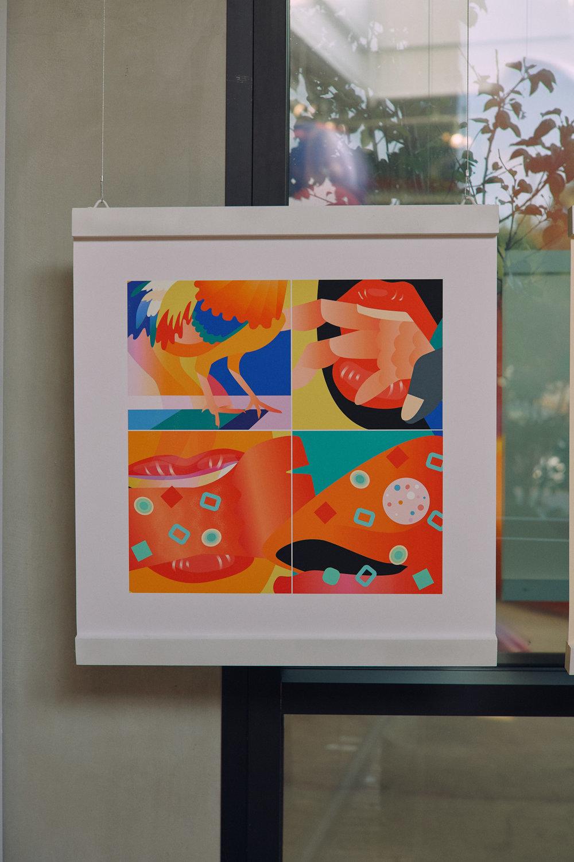 """30"""" x 30"""" - Fine Art Print"""