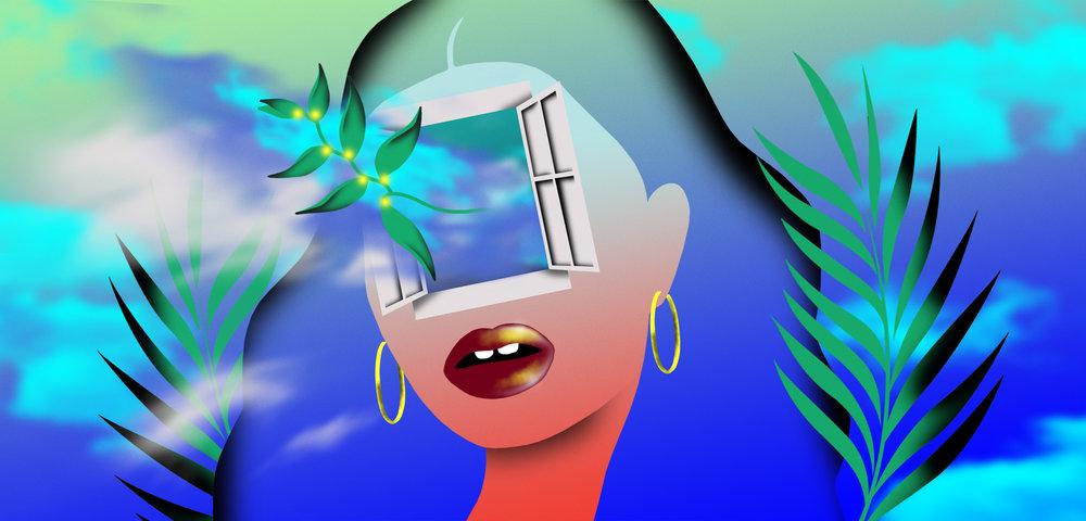 Illustration by WNW Member  Lia Kantrowitz