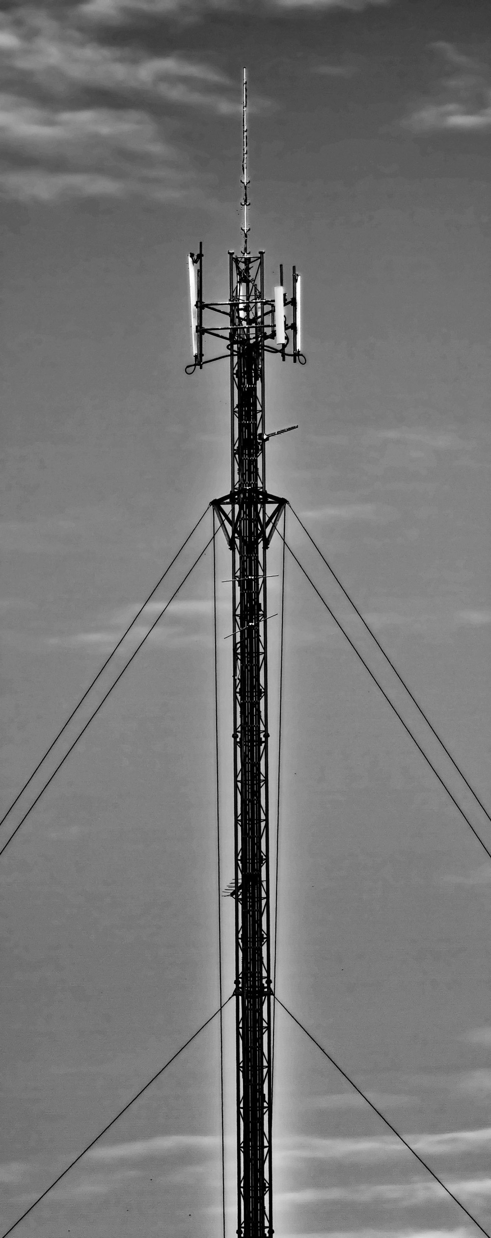 Theme: Random <br>Title: Cell Tower