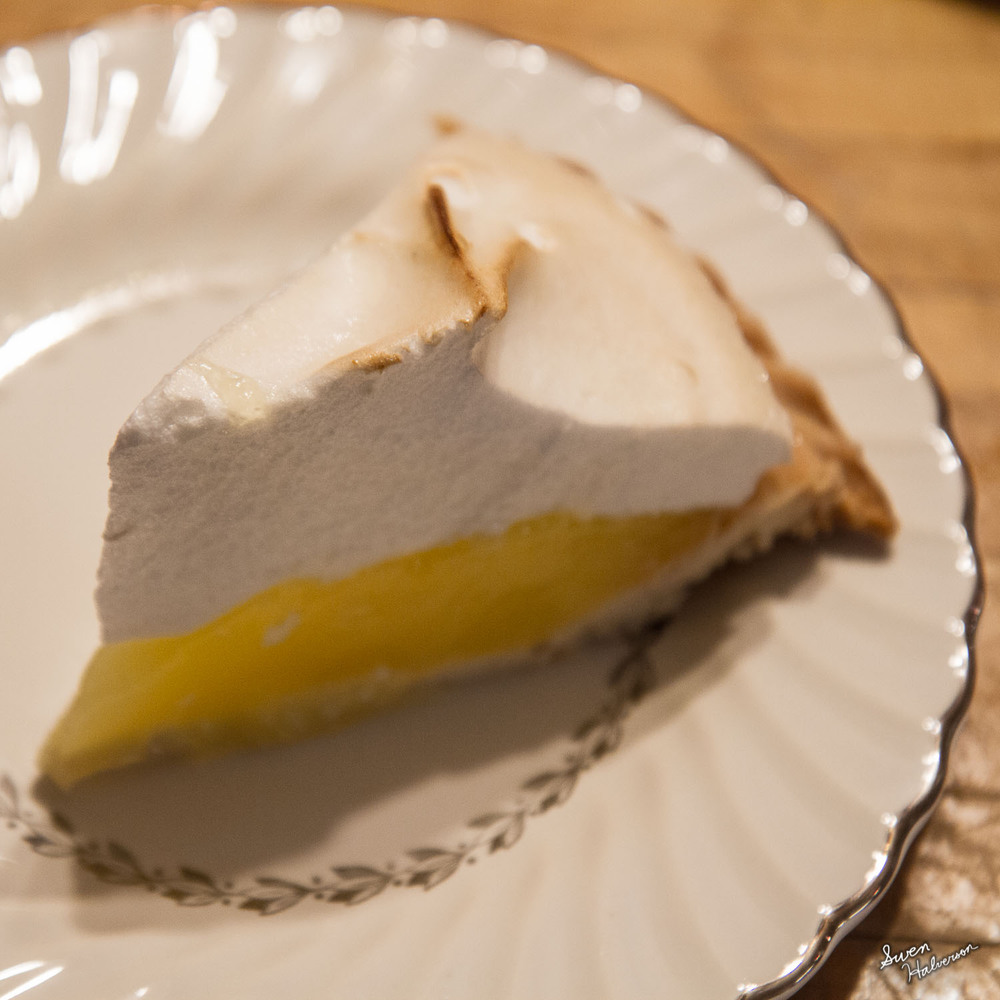 Theme: Pie Title: Lemon Meringue Piece 2