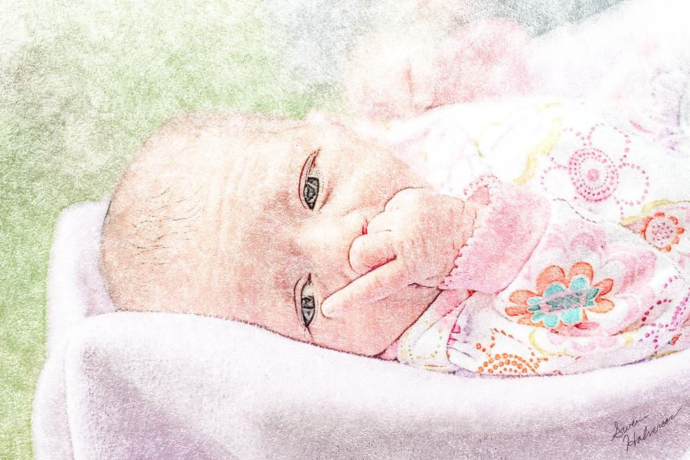 Theme: Niece | Title: Ezri Pastel