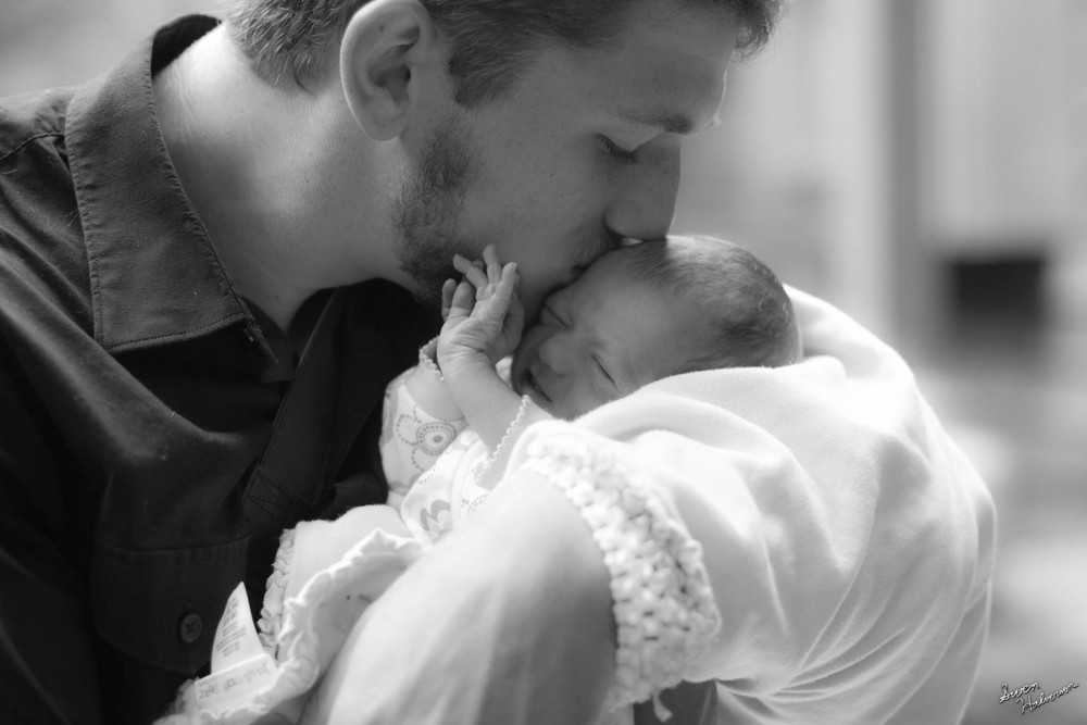 Theme: Niece | Title: Ezri & Daddy