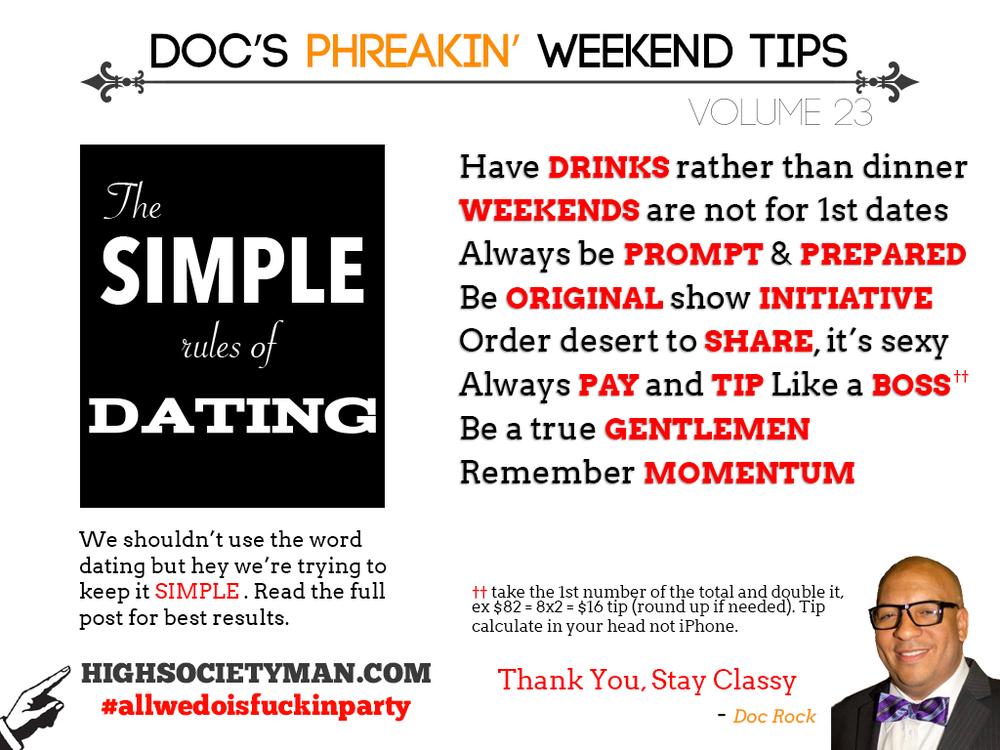 DocsWeekendTips23