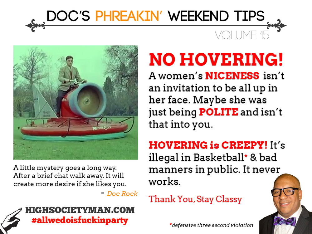 Docs Phreakin Weekend Tips 15