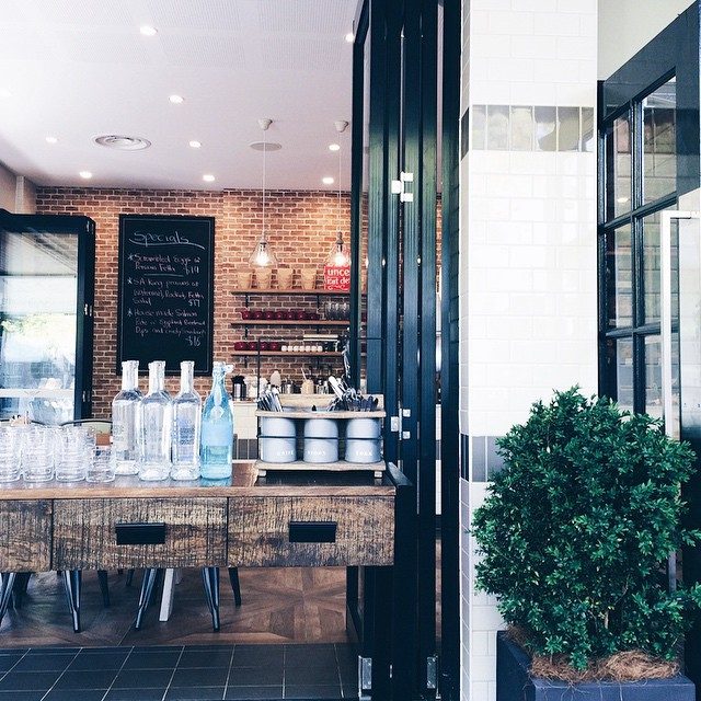 |  t h e  n e w  k i d | %0Aso happy to see bean & grain open a new venue {relatively} close to home. beautiful fit out, friendly staff, delicious menu + great coffee. best of luck to you, matt + matt! #humanbrochure.jpg