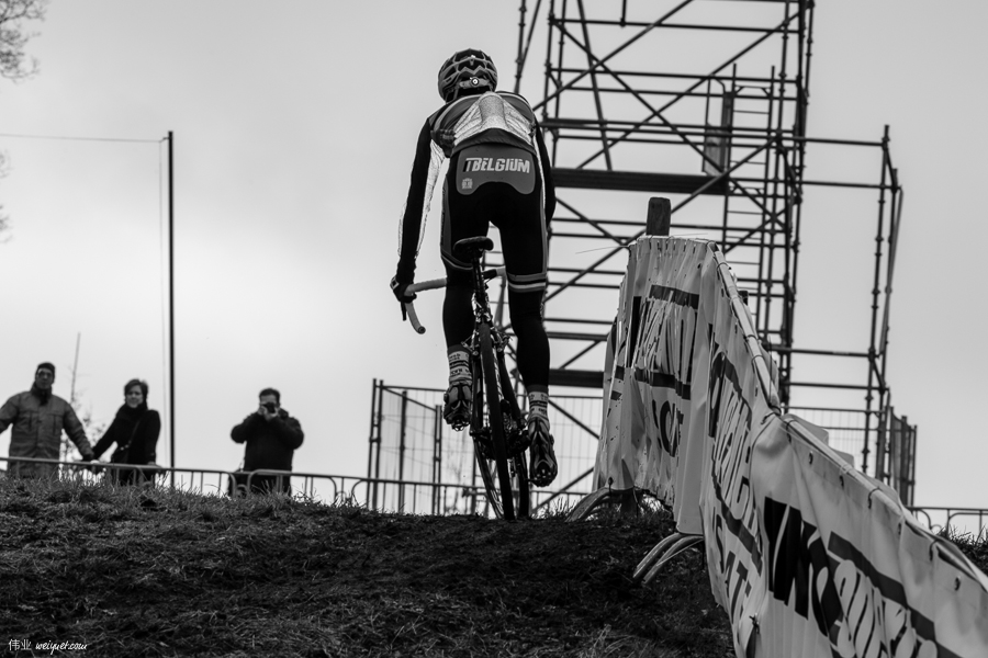 Cyclocross is Belgium, and Belgium is Cyclocross.
