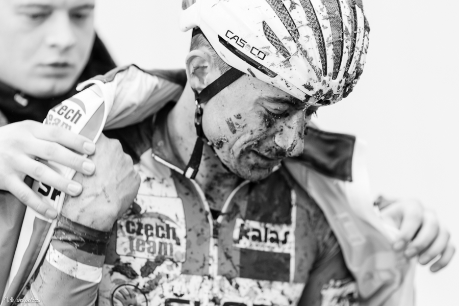 There's no doubt - Cyclocross is brutal.