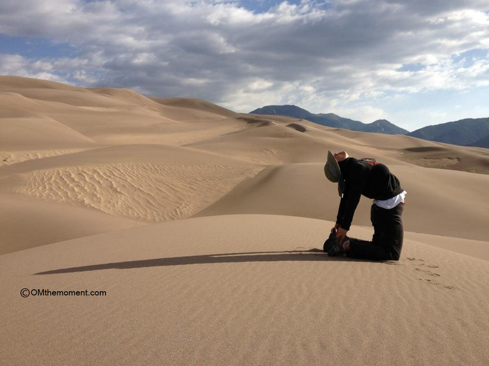 Great National Sand Dunes - Colorado  Vacation 2012