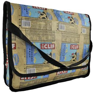 Clif Bar Wrapper Messenger Bag.jpg