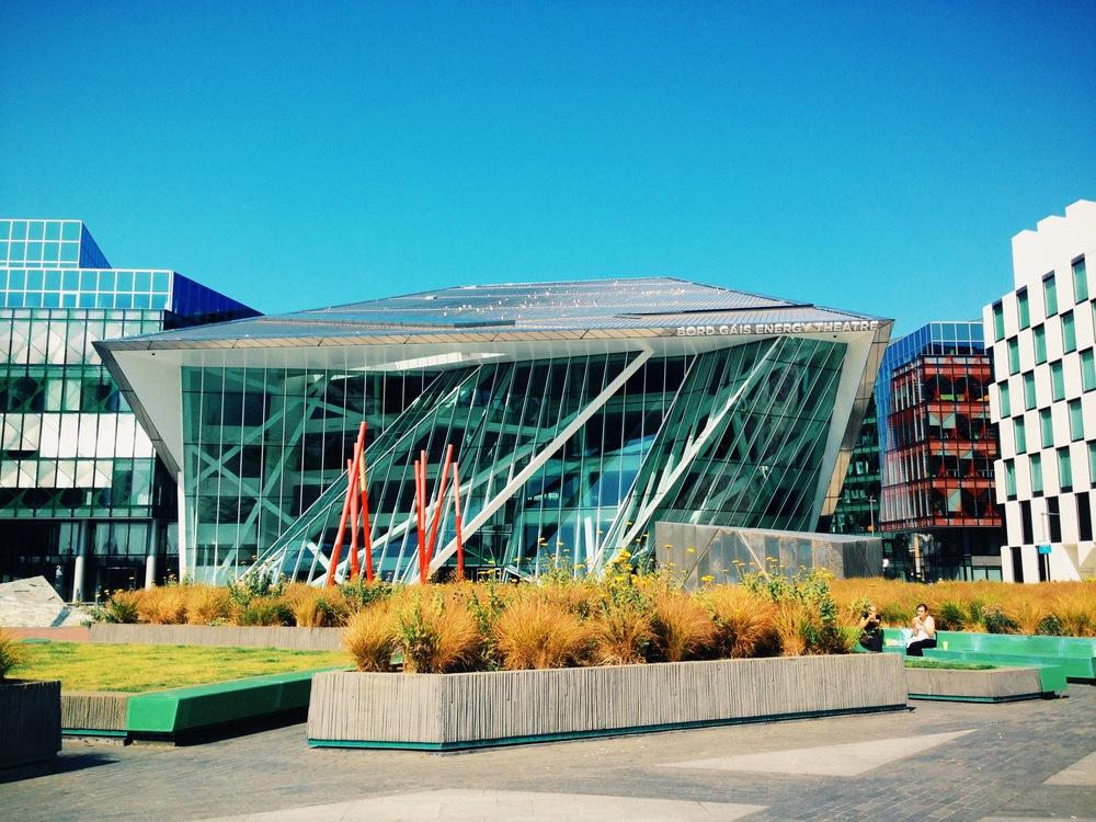 The Bord Gais Energy Theatre.