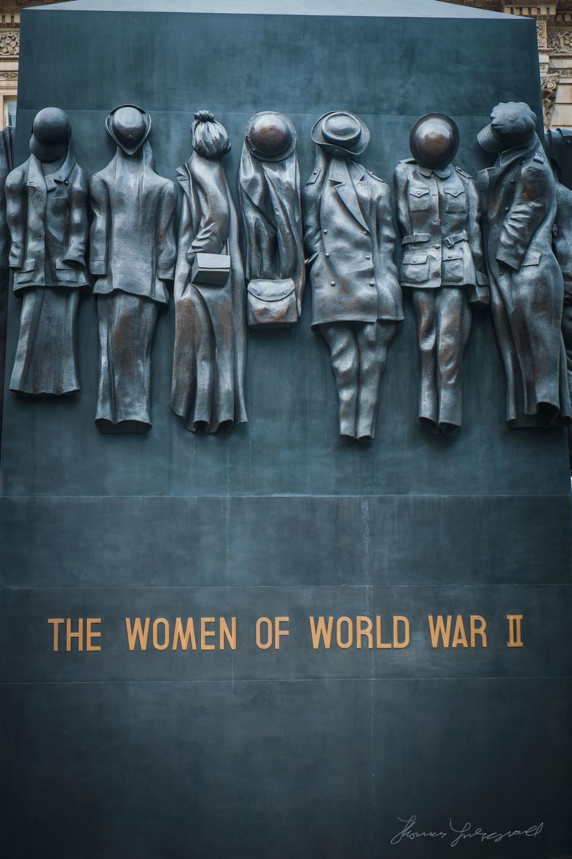 Women of War memorial