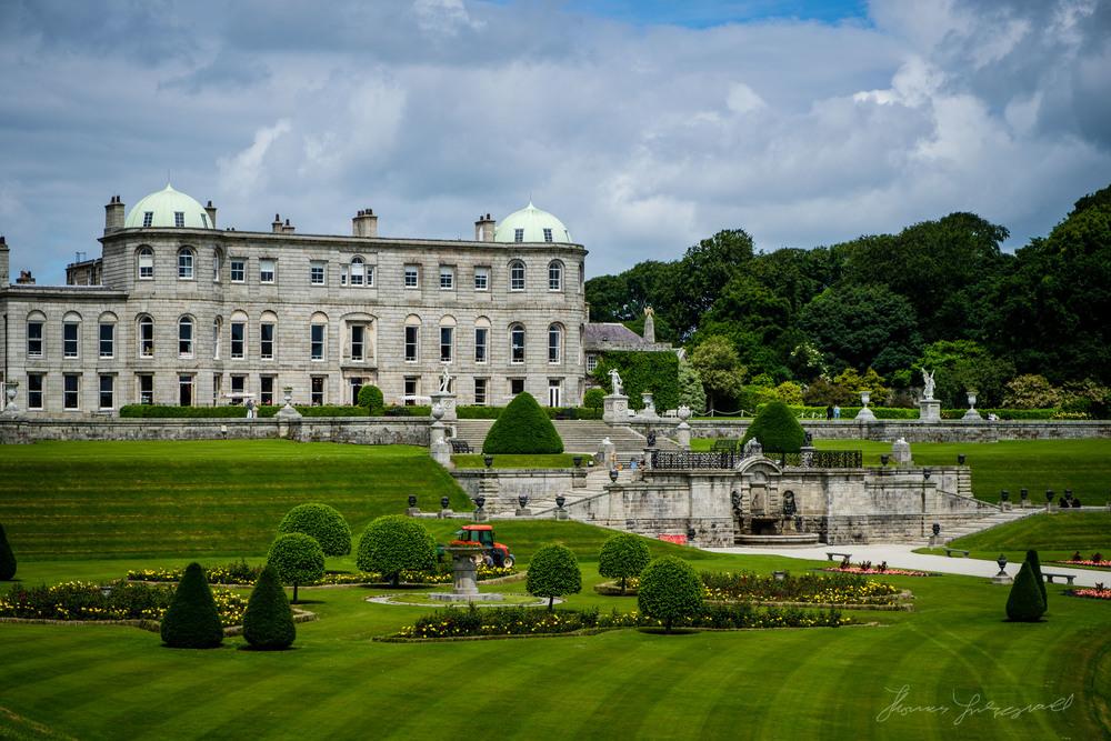 Powerscourt Gardens — THOMAS FITZGERALD PHOTOGRAPHY