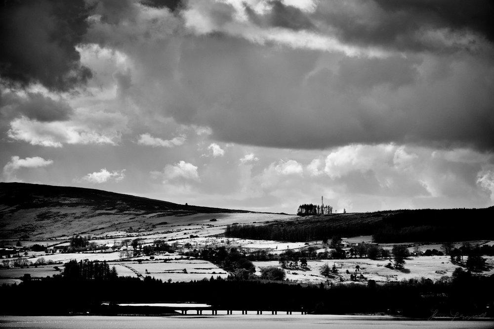 Blessington Reservoir