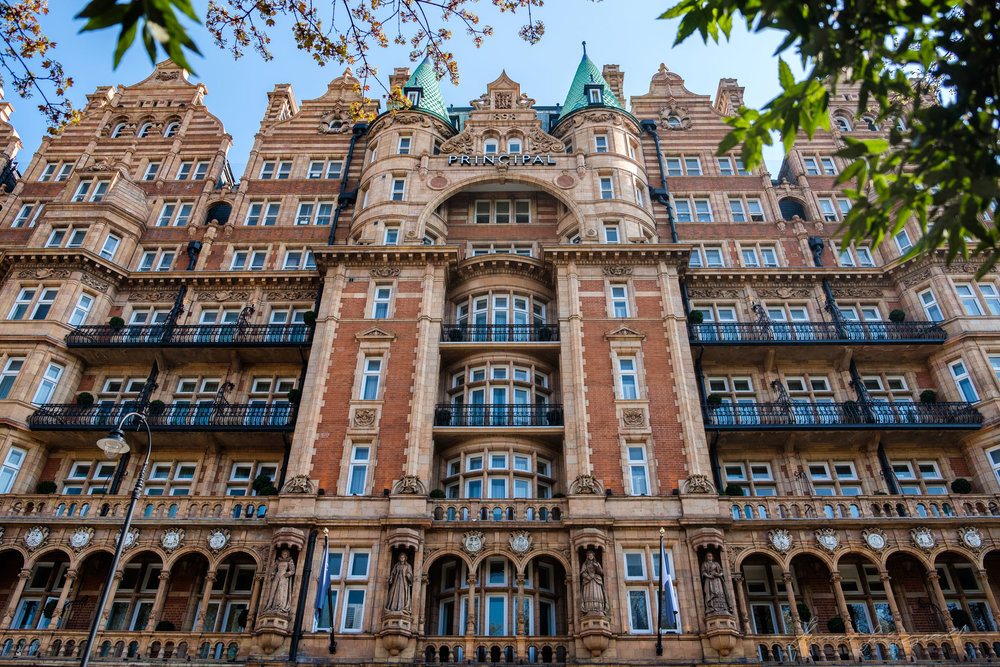 The Principal Hotel at London's Russell Square