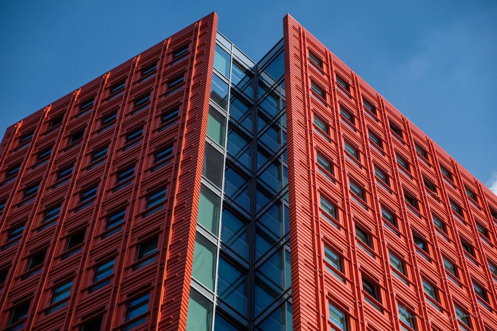 Fancy Buildings in London