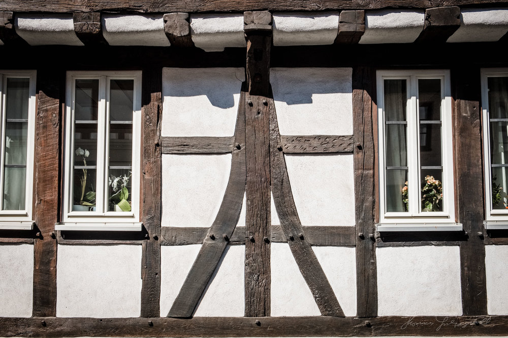 Medieval building Heppenheim, Germany