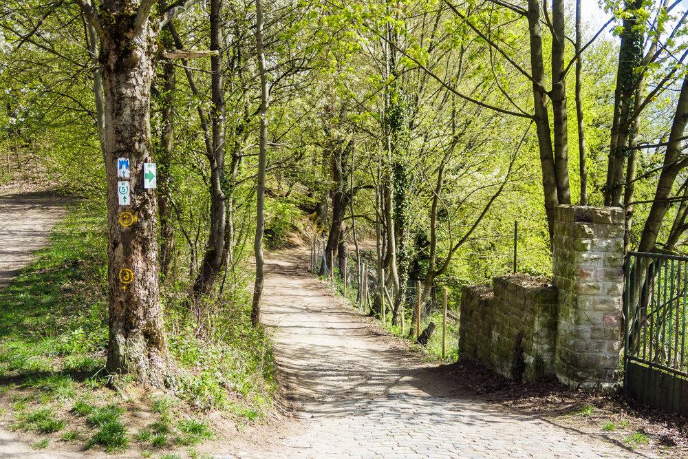 heppenheim Walkway