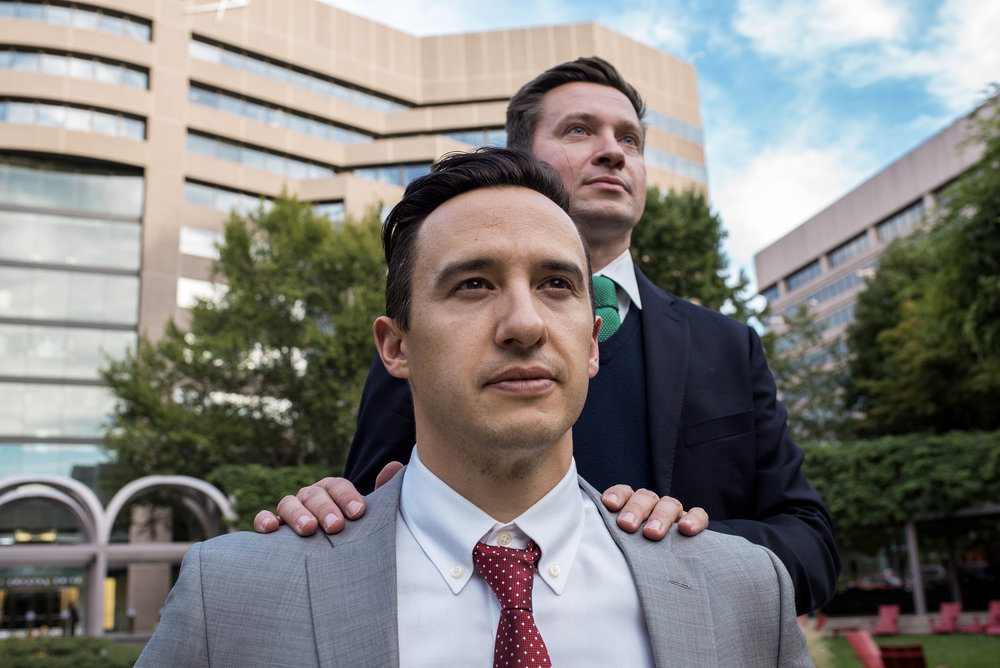 Brett & Pavel - Corporate Muscle