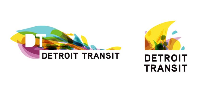Detroit Transit Logos