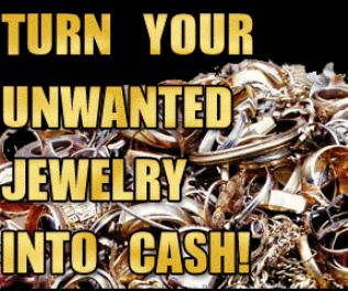 unwanted jewelry