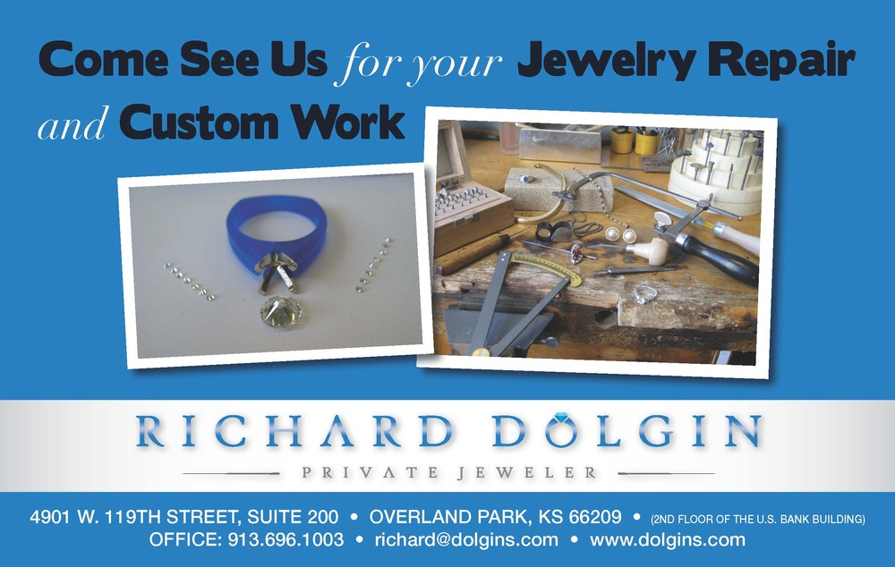 The Best Jewelry Repair and Custom Work in the Kansas City area.