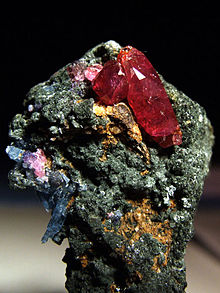 Natural Ruby From Tanzania