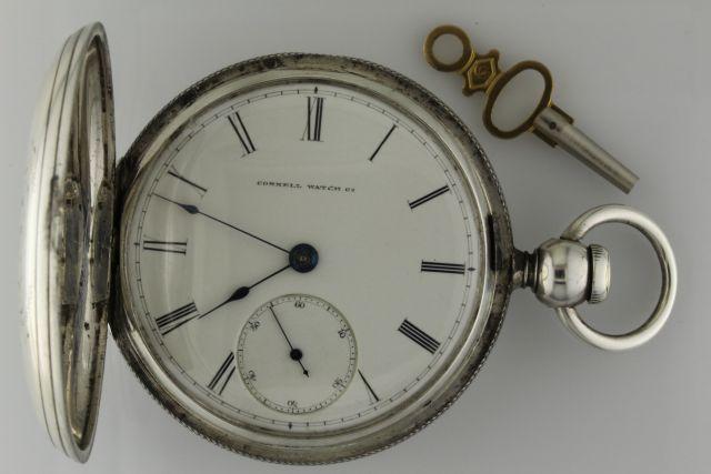 Cornell Pocket Watch