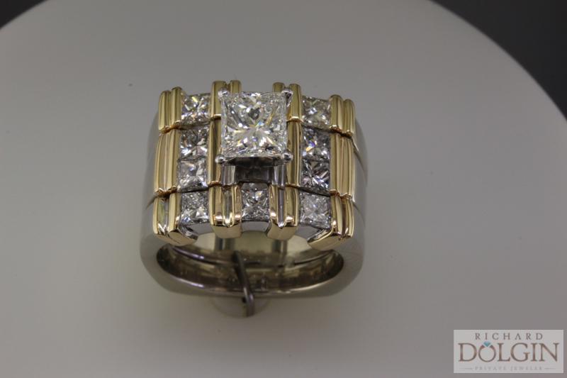 Three Ring Set