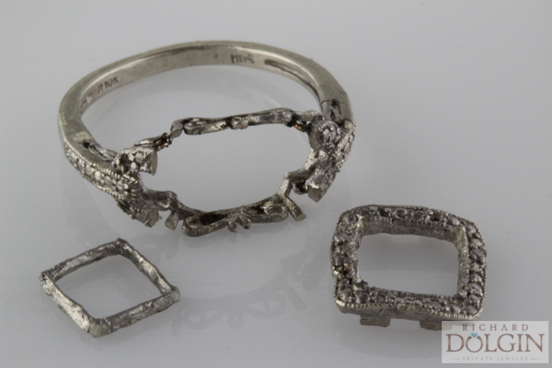 Reconstructed ring components