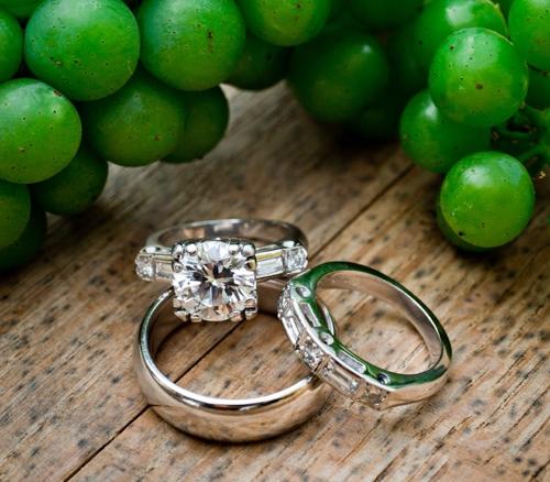 Wedding Rings Purchased at Dolgins