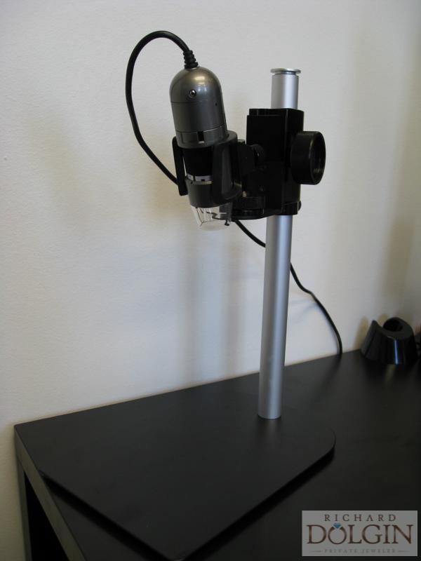 Camera Microscop