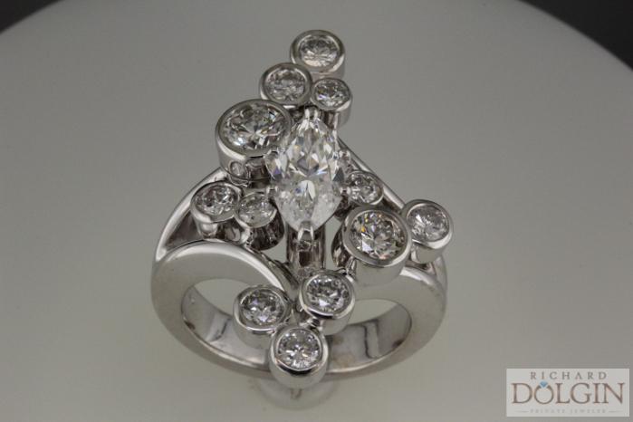 Finished Custom Ring