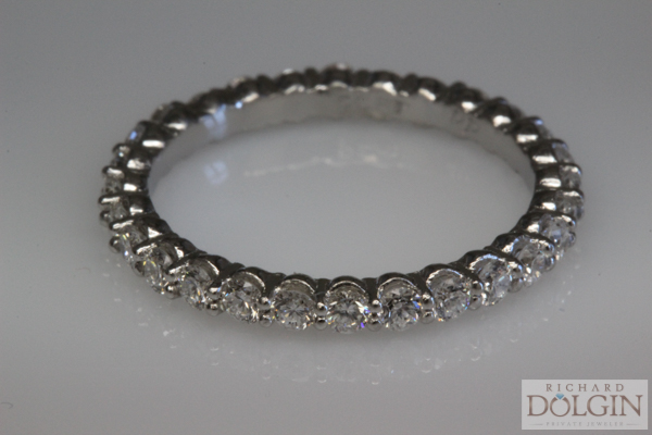 Custom Eternity Band