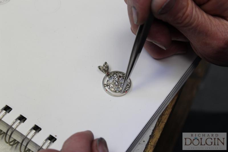 Designing a pendant