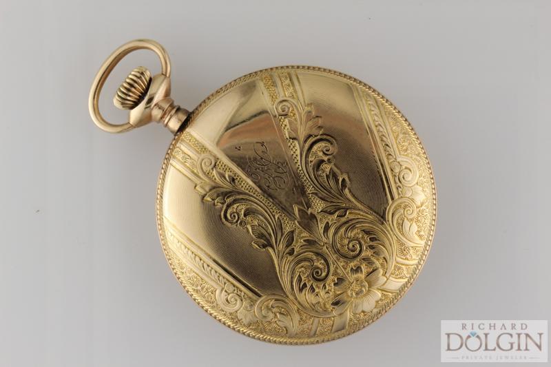 Standard Pocket Watch Case