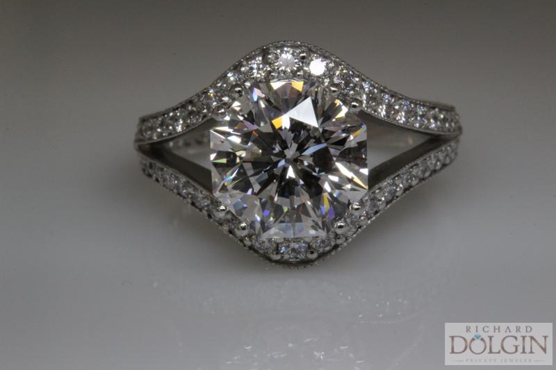 Octagonal Modified Brilliant Diamond