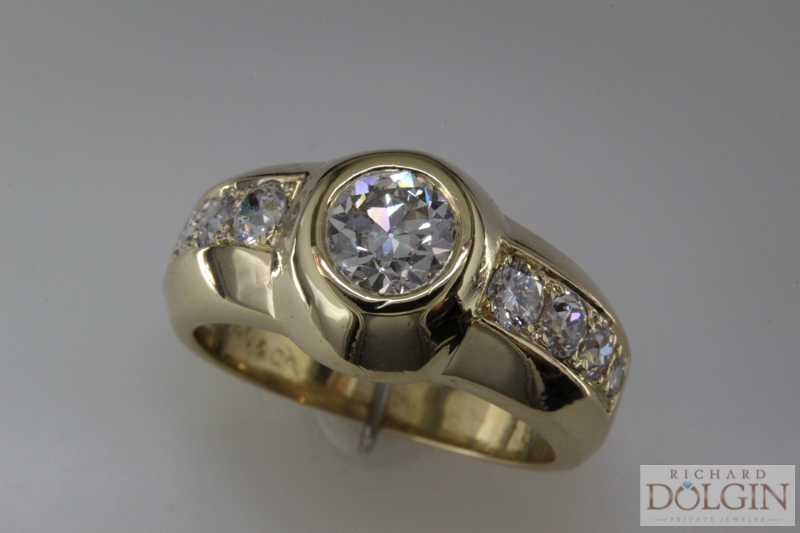 Original engagement ring