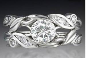 Customer's original ring inspiration