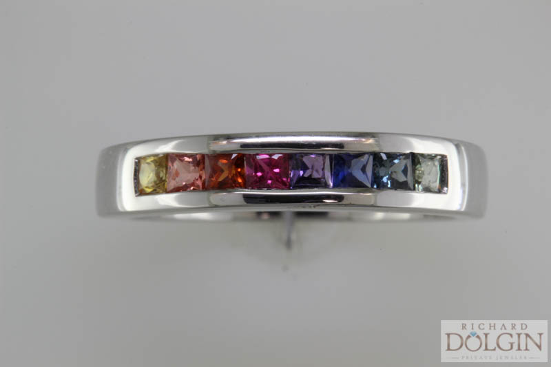 Everycolor Sapphire Band